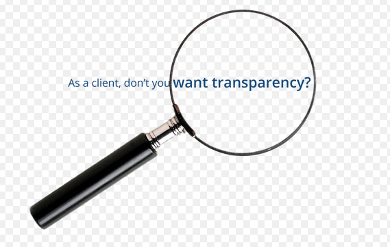 Check Transparency - TechDu