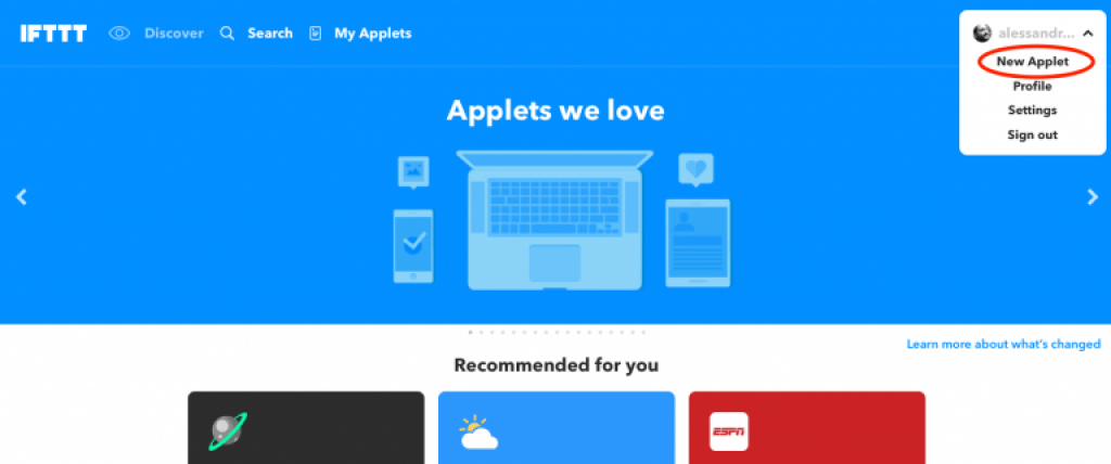 Applets-that-we-love