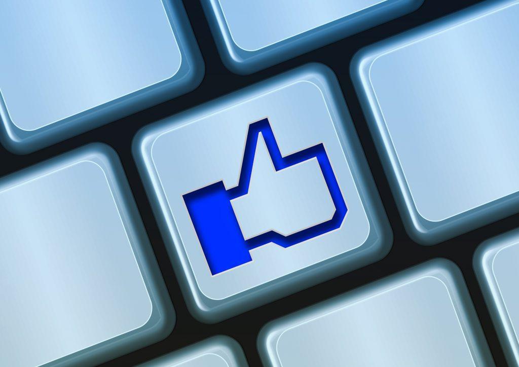 Facebook likes still matters